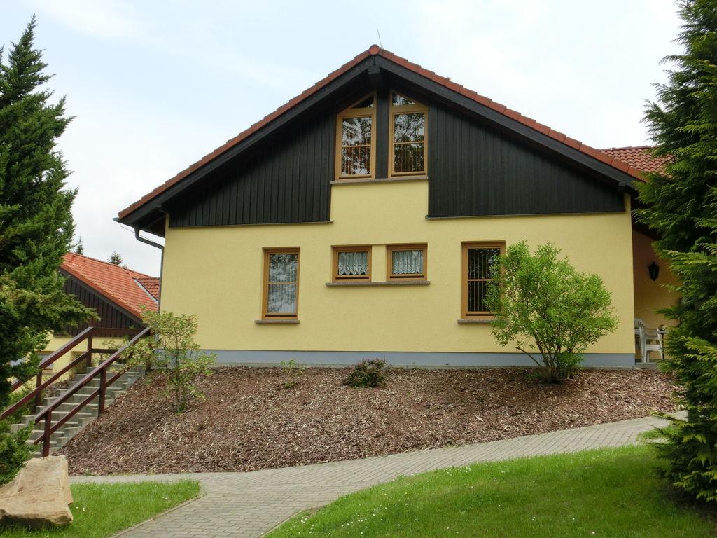 Fuchsberg Ferienpark in Sachsen