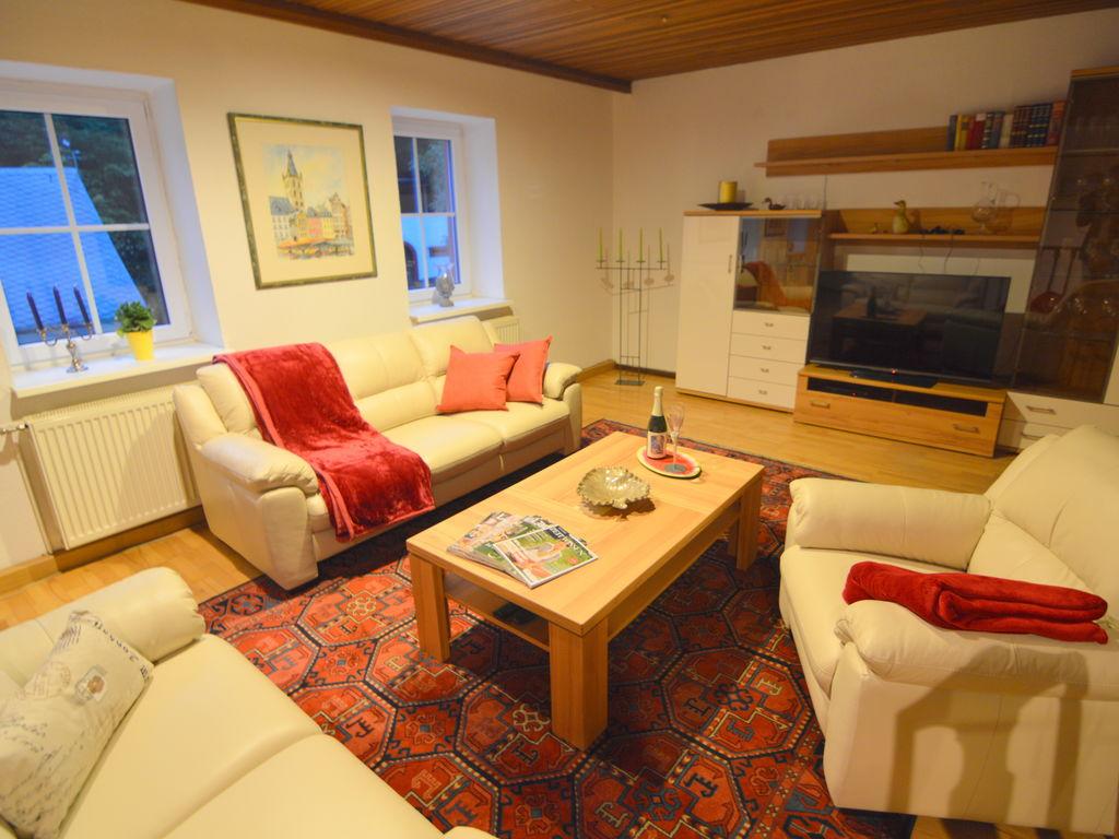 Gemütliches Cottage mit eigenem Garten in Hei Ferienhaus in der Eifel