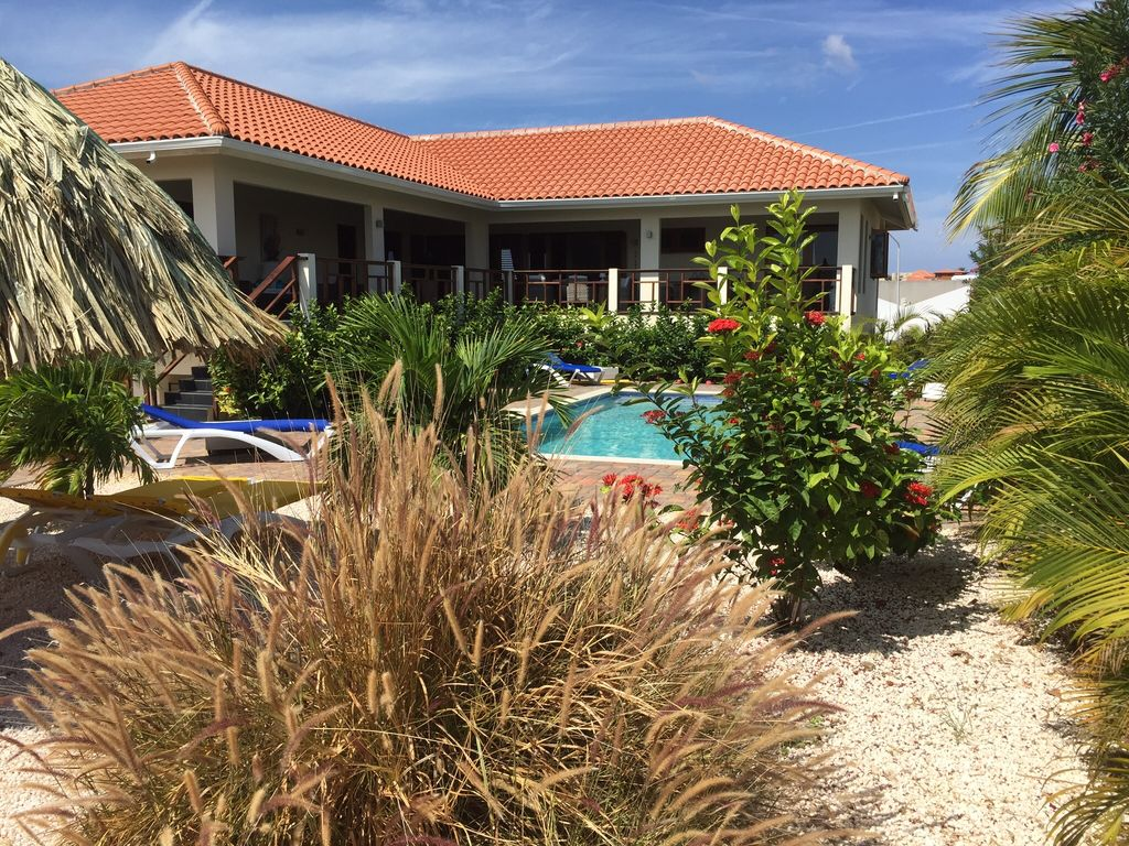 Wunderschöne Villa mit Swimmingpool in Jan Th Ferienhaus in Mittelamerika und Karibik