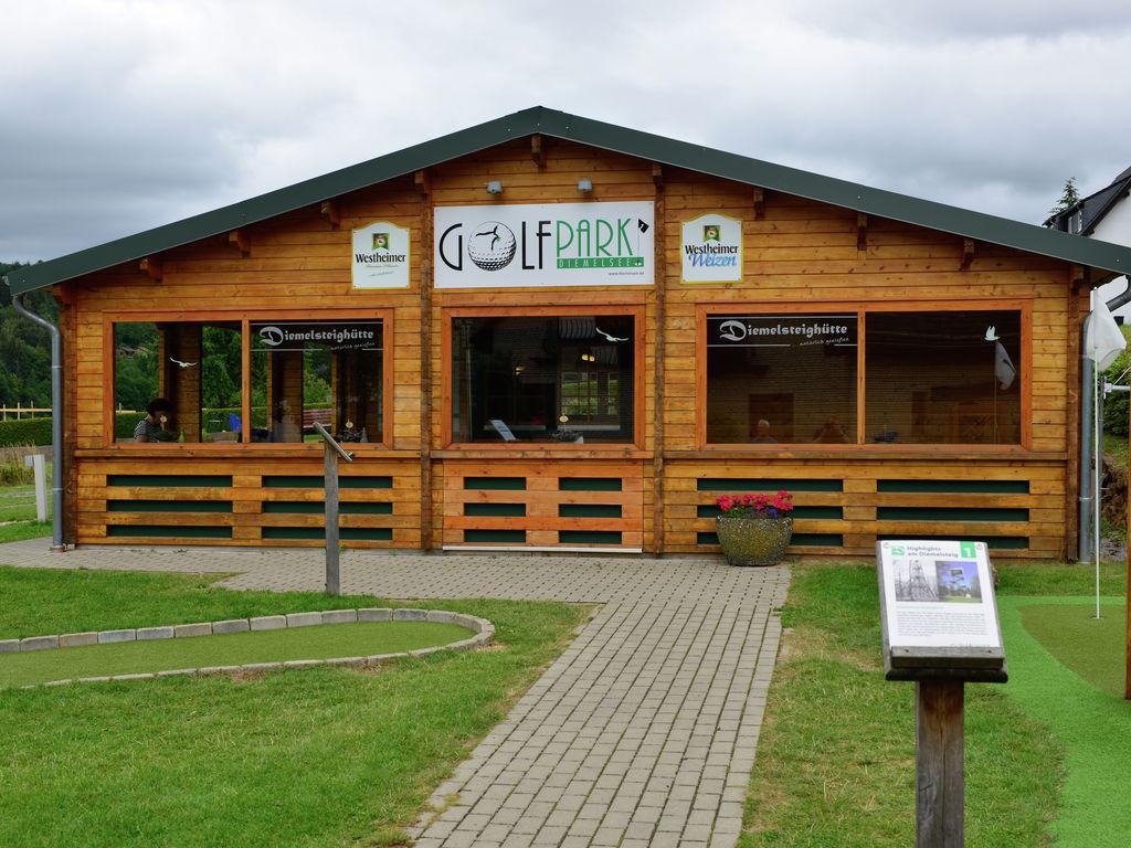 Ferienhaus Gemütliches Ferienhaus in Diemelsee mit eigenem Garten (835308), Diemelsee, Sauerland, Nordrhein-Westfalen, Deutschland, Bild 24