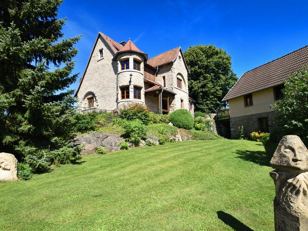 Wunderschöne Villa in Marienhagen Deutschland Ferienhaus in Deutschland