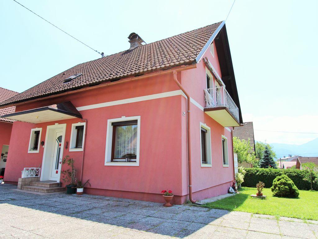 Appartement de vacances Bernadette 1 (833826), Eberndorf, Lac Klopein, Carinthie, Autriche, image 1