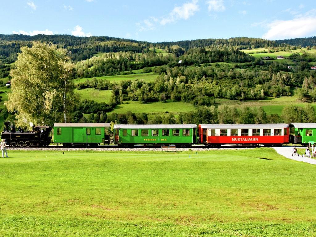 Ferienhaus Geräumiges Chalet beim Skigebiet in Sankt Georgen ob Murau (832351), St. Georgen am Kreischberg, Murtal, Steiermark, Österreich, Bild 27