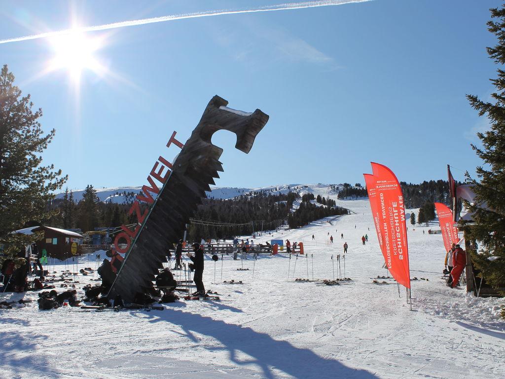 Ferienhaus Geräumiges Chalet beim Skigebiet in Sankt Georgen ob Murau (832351), St. Georgen am Kreischberg, Murtal, Steiermark, Österreich, Bild 18