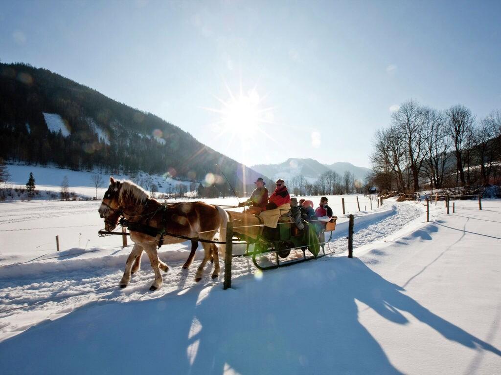 Ferienhaus Geräumiges Chalet beim Skigebiet in Sankt Georgen ob Murau (832353), St. Georgen am Kreischberg, Murtal, Steiermark, Österreich, Bild 25