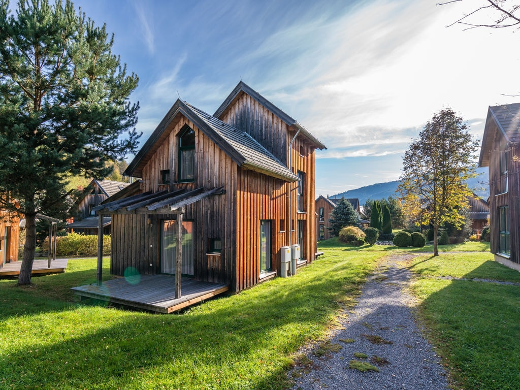 Ferienhaus Geräumiges Chalet beim Skigebiet in Sankt Georgen ob Murau (832353), St. Georgen am Kreischberg, Murtal, Steiermark, Österreich, Bild 3