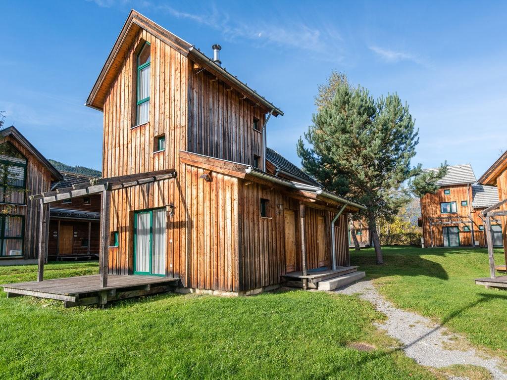 Ferienhaus Geräumiges Chalet beim Skigebiet in Sankt Georgen ob Murau (832353), St. Georgen am Kreischberg, Murtal, Steiermark, Österreich, Bild 2