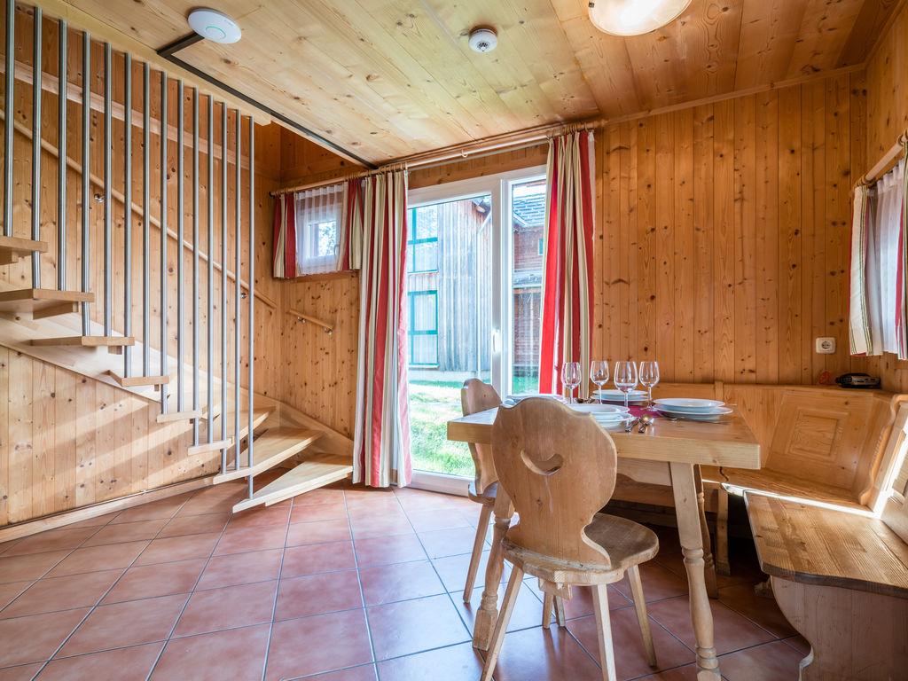 Ferienhaus Geräumiges Chalet beim Skigebiet in Sankt Georgen ob Murau (832353), St. Georgen am Kreischberg, Murtal, Steiermark, Österreich, Bild 4