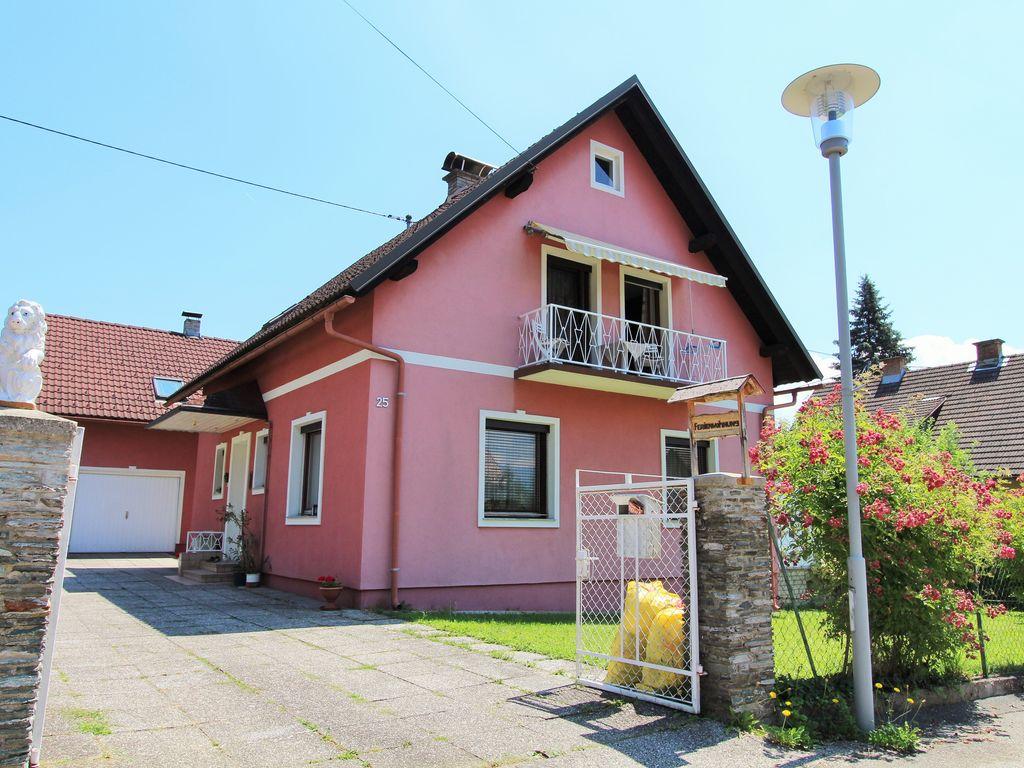 Appartement de vacances Bernadette 2 (846471), Eberndorf, Lac Klopein, Carinthie, Autriche, image 3