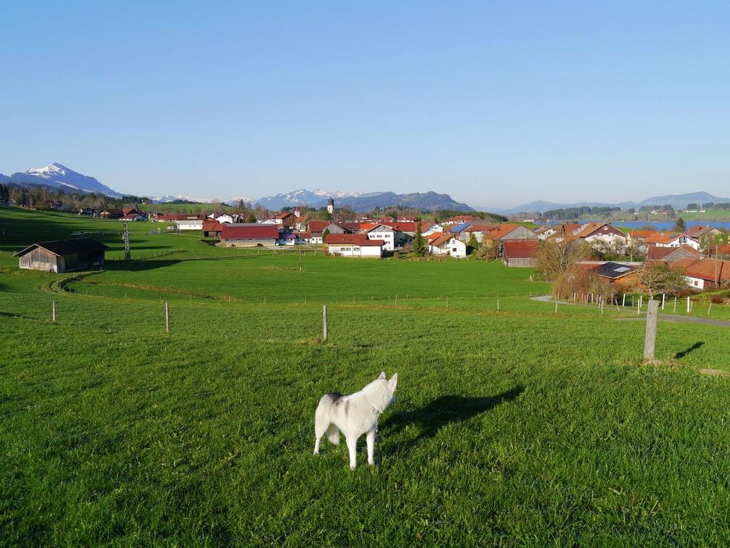 Ferienwohnung Gemütliches Ferienhaus nahe des Skilifts in Petersthal (960357), Oy-Mittelberg, Allgäu (Bayern), Bayern, Deutschland, Bild 16