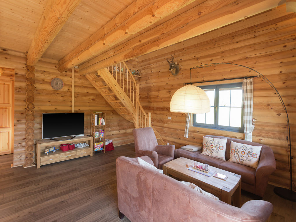 Vintage-Ferienhaus mit Sauna in Medebach Ferienhaus in Nordrhein Westfalen