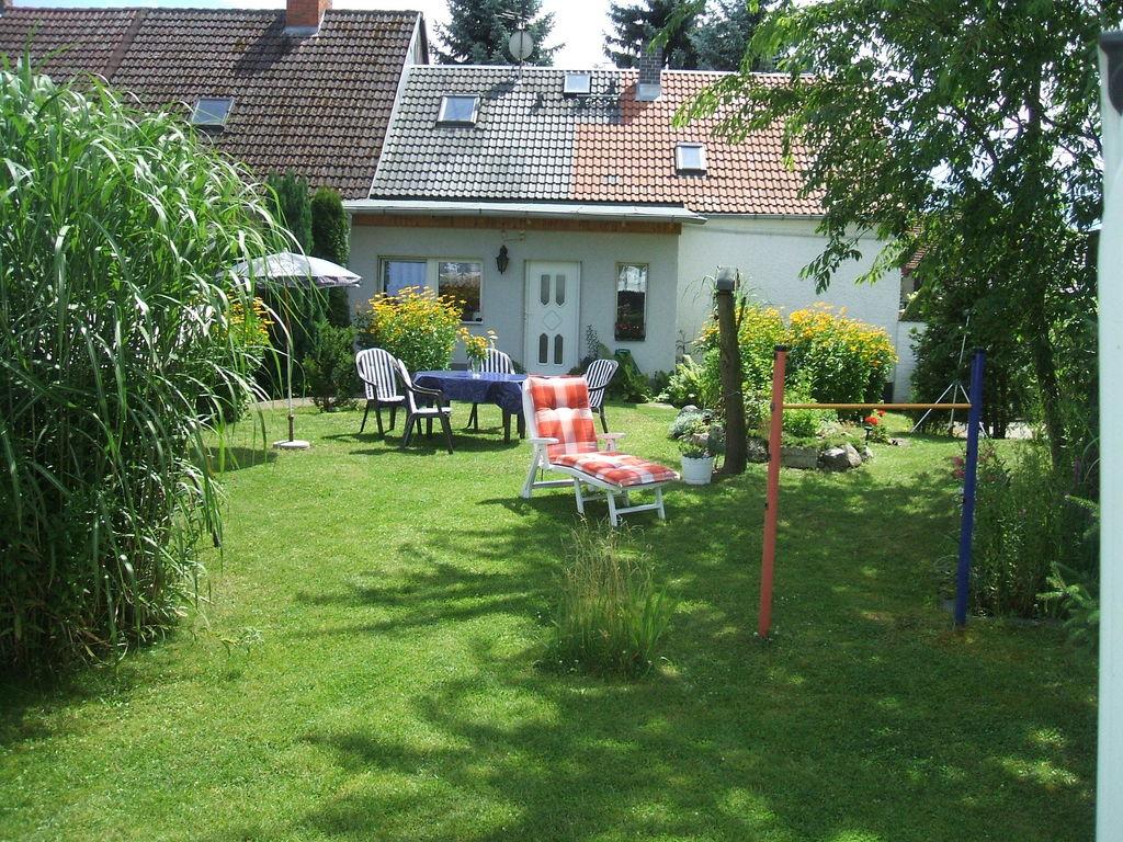 Geräumiges Ferienhaus nahe einem See in Somme Ferienhaus in Deutschland