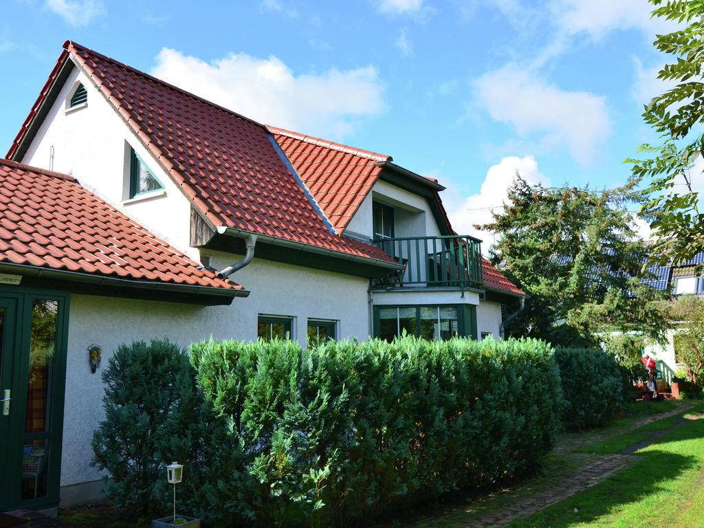 Gemütliches Ferienhaus mit Balkon in Kappe Ferienhaus in Deutschland