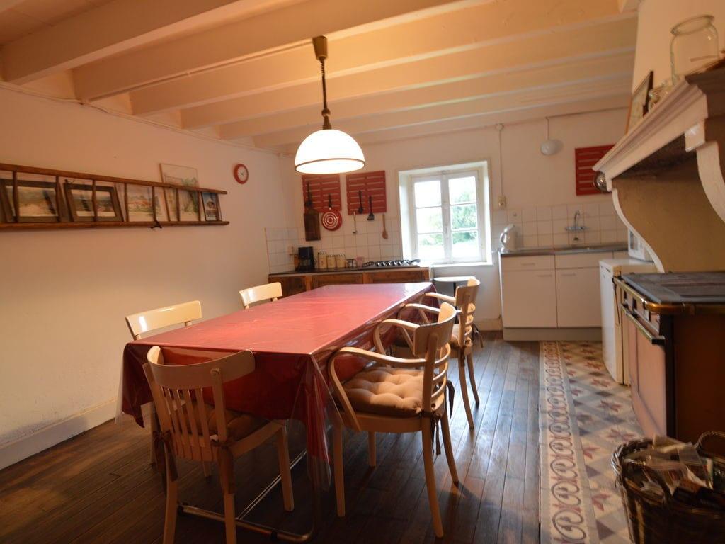 Ferienhaus Geräumiges Ferienhaus in der Nähe des Waldes in Tailly (856867), Les Champys, Ardennen (FR), Champagne-Ardennen, Frankreich, Bild 13