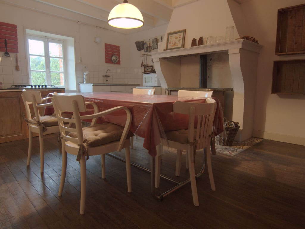 Ferienhaus Geräumiges Ferienhaus in der Nähe des Waldes in Tailly (856867), Les Champys, Ardennen (FR), Champagne-Ardennen, Frankreich, Bild 11