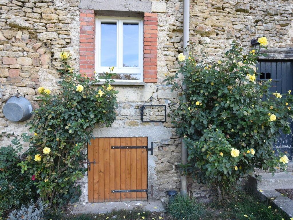Ferienhaus Geräumiges Ferienhaus in der Nähe des Waldes in Tailly (856867), Les Champys, Ardennen (FR), Champagne-Ardennen, Frankreich, Bild 9