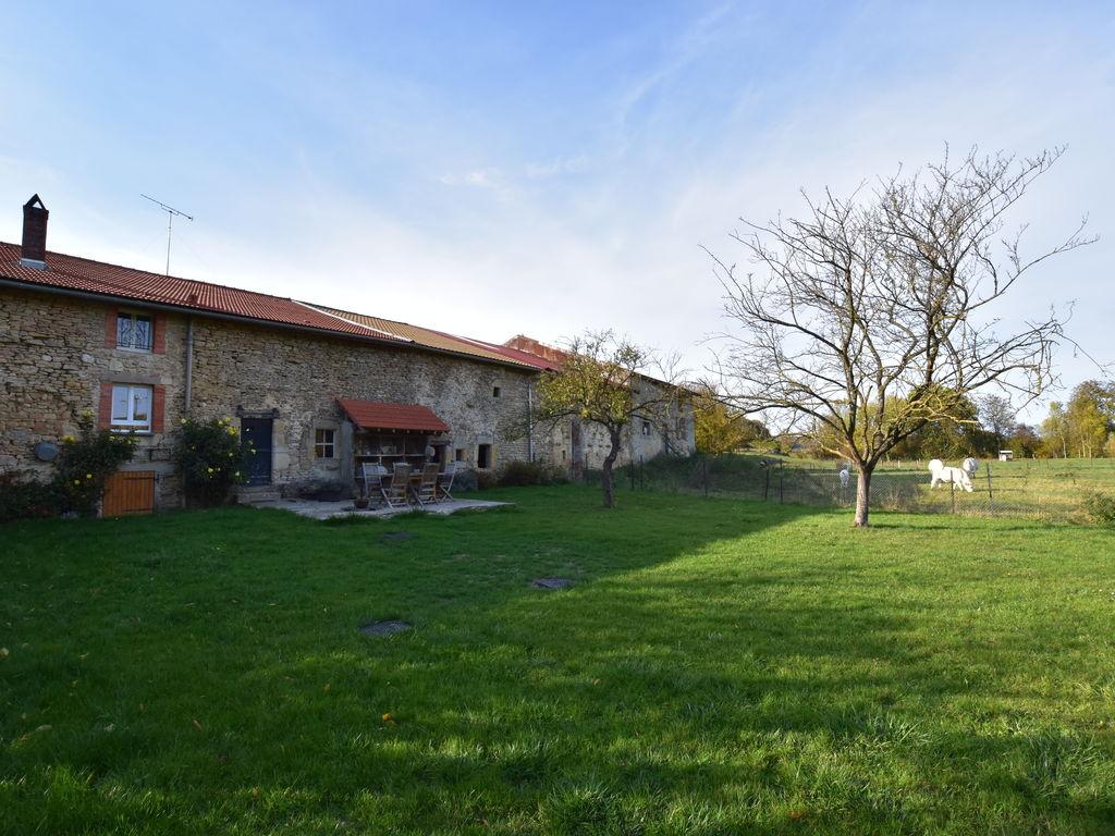 Ferienhaus Geräumiges Ferienhaus in der Nähe des Waldes in Tailly (856867), Les Champys, Ardennen (FR), Champagne-Ardennen, Frankreich, Bild 25