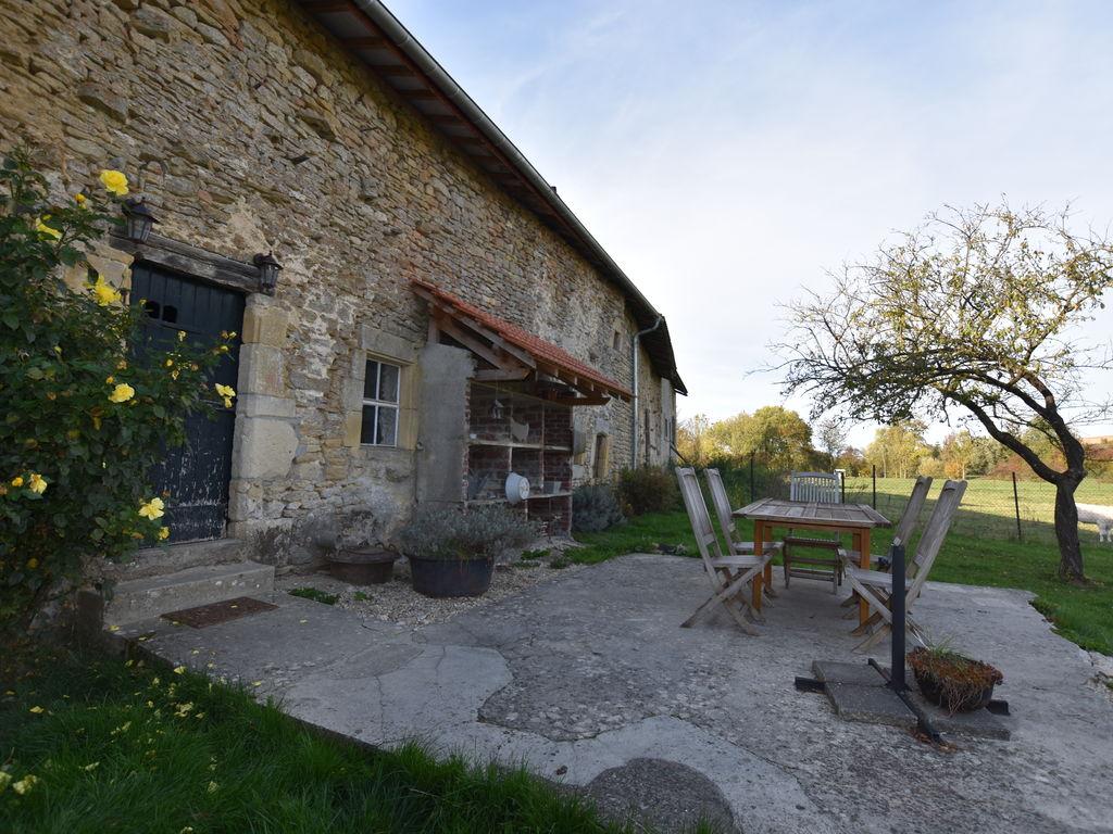 Ferienhaus Geräumiges Ferienhaus in der Nähe des Waldes in Tailly (856867), Les Champys, Ardennen (FR), Champagne-Ardennen, Frankreich, Bild 23