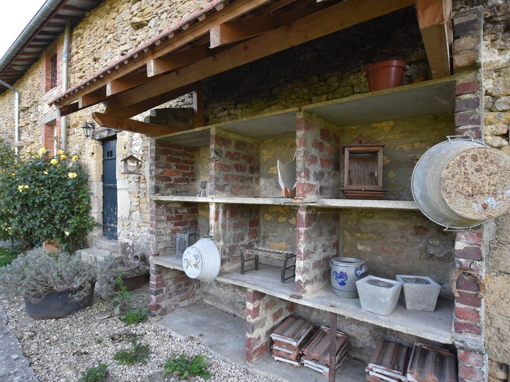 Ferienhaus Geräumiges Ferienhaus in der Nähe des Waldes in Tailly (856867), Les Champys, Ardennen (FR), Champagne-Ardennen, Frankreich, Bild 34