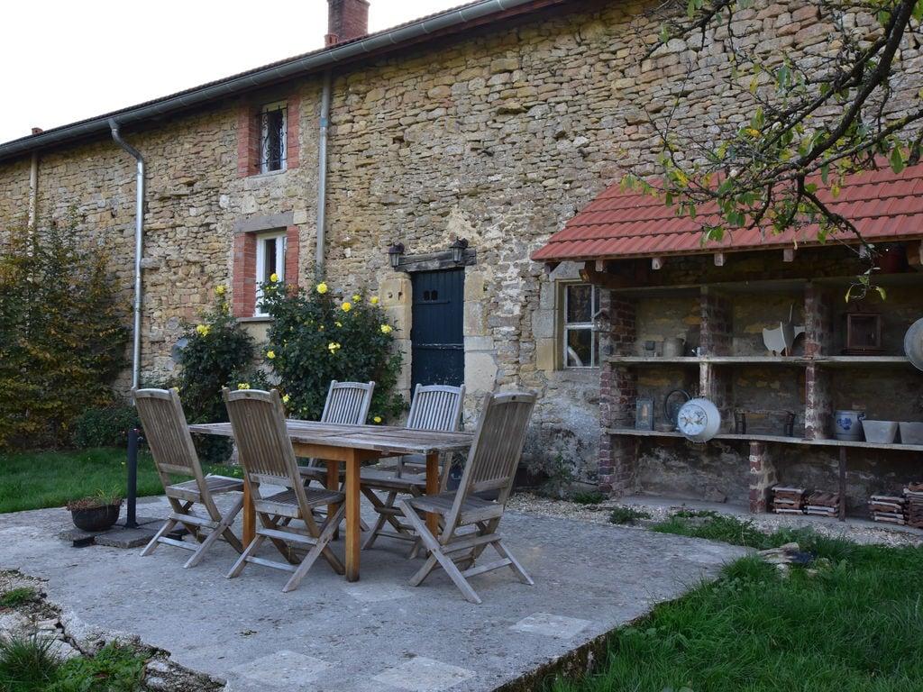 Ferienhaus Geräumiges Ferienhaus in der Nähe des Waldes in Tailly (856867), Les Champys, Ardennen (FR), Champagne-Ardennen, Frankreich, Bild 5