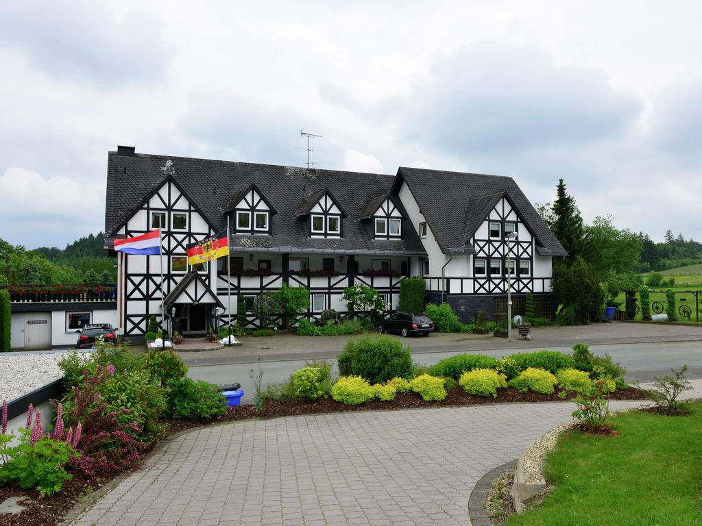 Sauerland-Blick Ferienwohnung in Nordrhein Westfalen