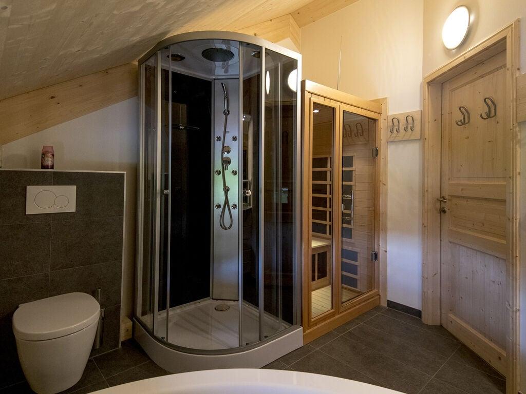 Ferienhaus Modernes Holzchalet in Sankt Georgen ob Murau mit Infrarod Sauna (867804), St. Georgen am Kreischberg, Murtal, Steiermark, Österreich, Bild 21