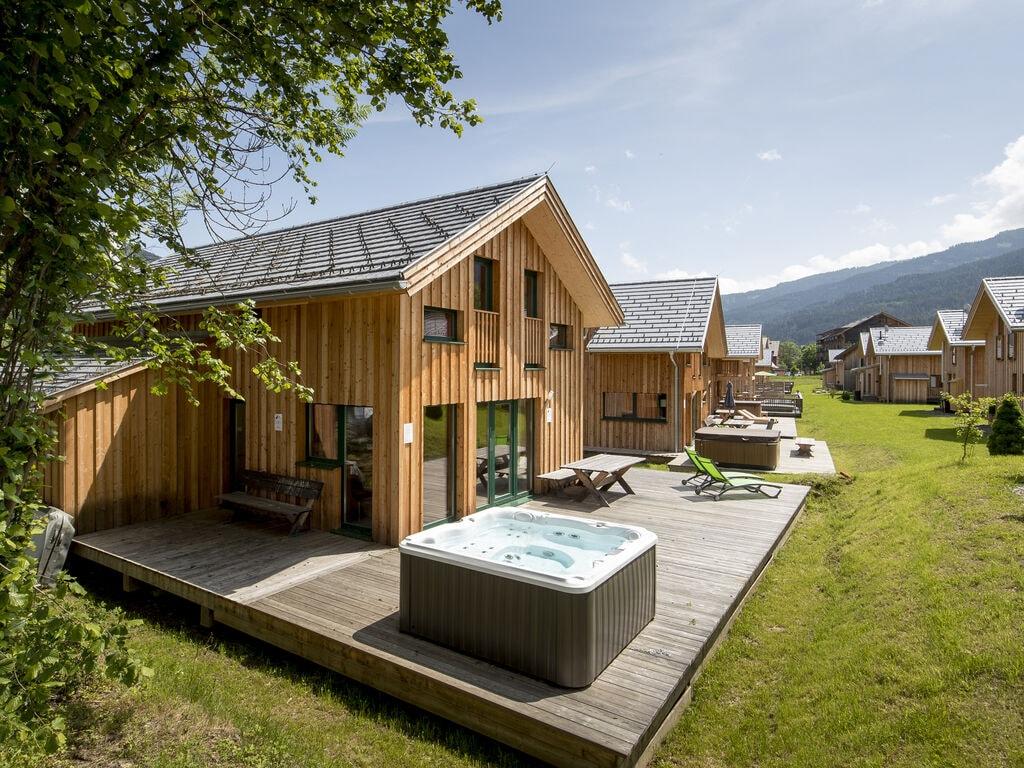 Ferienhaus Modernes Holzchalet in Sankt Georgen ob Murau mit Infrarod Sauna (867804), St. Georgen am Kreischberg, Murtal, Steiermark, Österreich, Bild 2