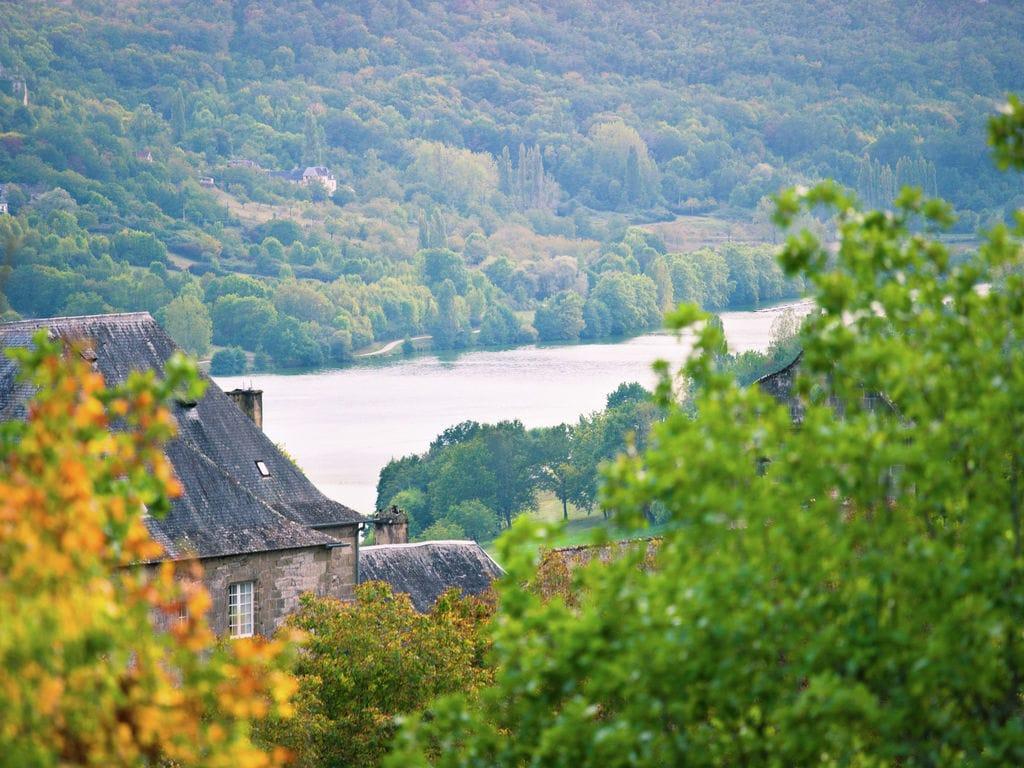 Ferienhaus Modernes Ferienhaus in einer hügeligen Landschaft bei Brive (963310), Donzenac, Corrèze, Limousin, Frankreich, Bild 22
