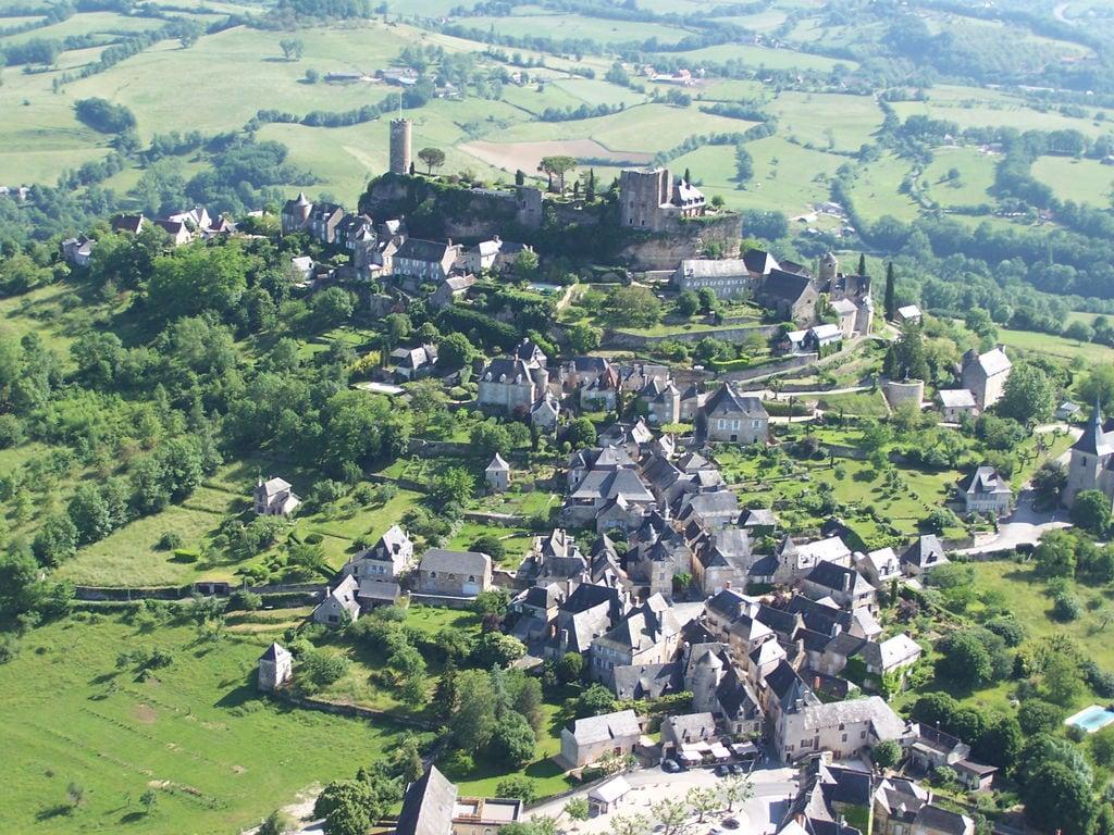 Ferienhaus Modernes Ferienhaus in einer hügeligen Landschaft bei Brive (963310), Donzenac, Corrèze, Limousin, Frankreich, Bild 24