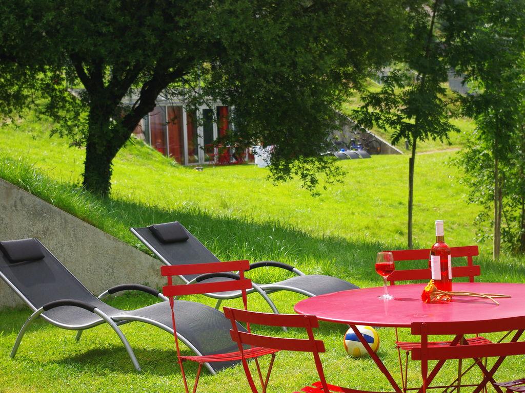 Ferienhaus Modernes Ferienhaus in einer hügeligen Landschaft bei Brive (963310), Donzenac, Corrèze, Limousin, Frankreich, Bild 14