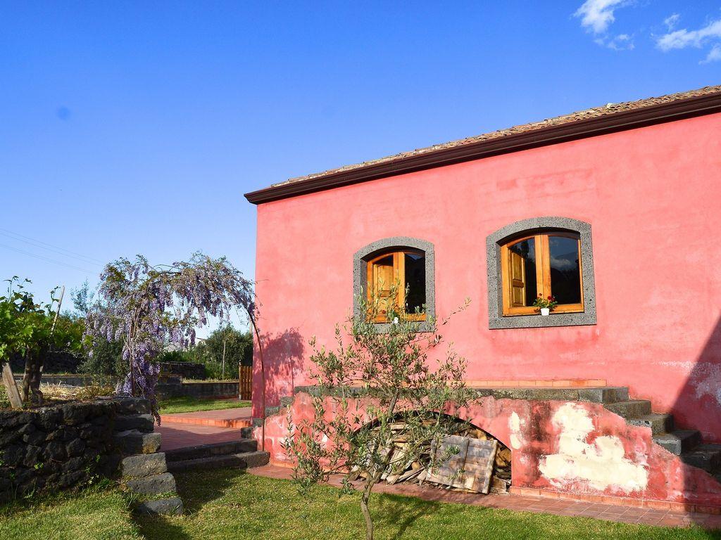 Maison de vacances Appartamento Rustico (926419), Santa Venerina, Catania, Sicile, Italie, image 3