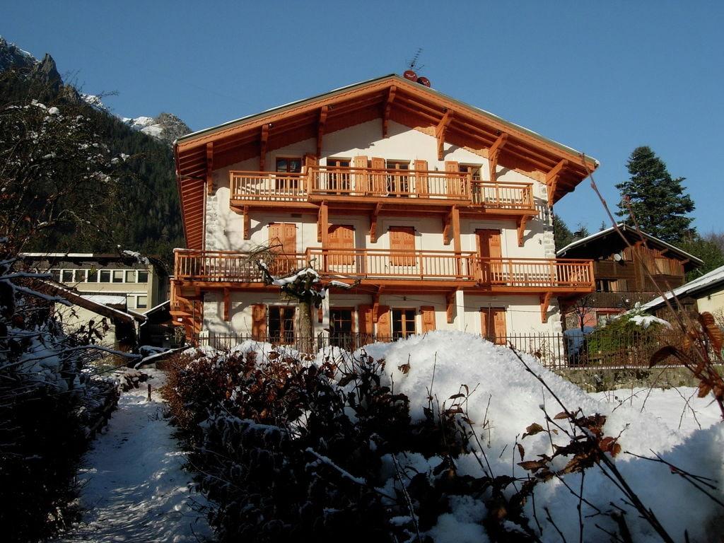 Ferienwohnung Ambre (887200), Chamonix Mont Blanc, Hochsavoyen, Rhône-Alpen, Frankreich, Bild 2
