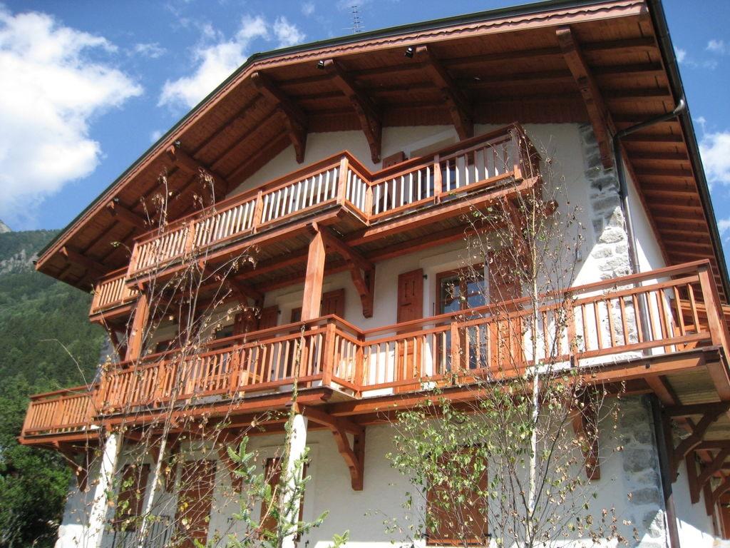Ferienwohnung Ambre (887200), Chamonix Mont Blanc, Hochsavoyen, Rhône-Alpen, Frankreich, Bild 1
