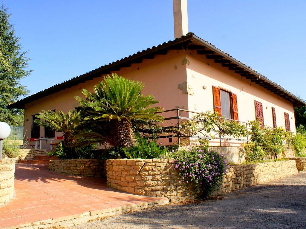 Ferienhaus La Casa del Conte Ruggero Caltagirone Sicilia - Quattro (916649), Caltagirone, Catania, Sizilien, Italien, Bild 2