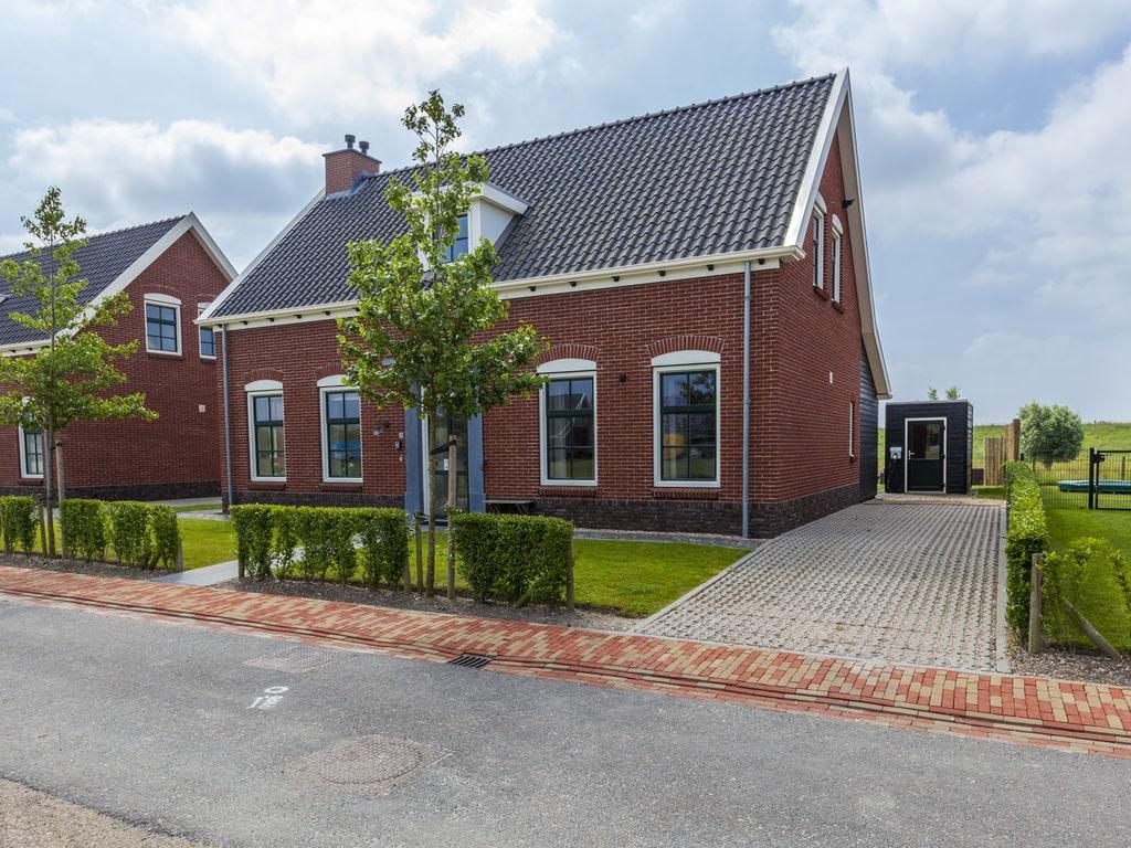 Zeeuwse Weelde Kindervilla Ferienhaus  Zeeland