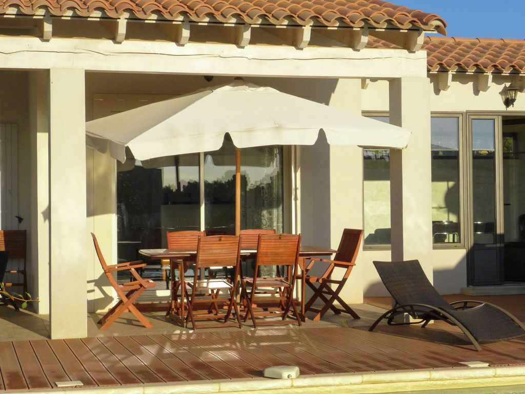 Ferienhaus Belle villa avec piscine privée - NARBONNE (927518), Narbonne, Mittelmeerküste Aude, Languedoc-Roussillon, Frankreich, Bild 20