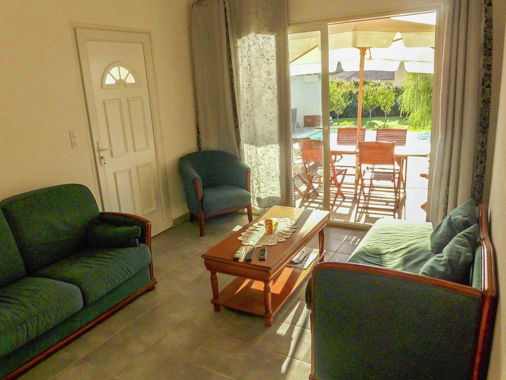 Ferienhaus Belle villa avec piscine privée - NARBONNE (927518), Narbonne, Mittelmeerküste Aude, Languedoc-Roussillon, Frankreich, Bild 6