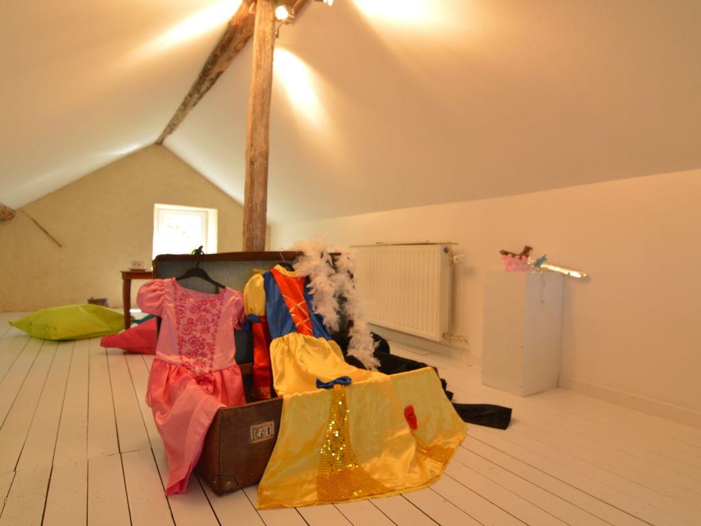 Ferienhaus Verträumtes Ferienhaus in Fays mit Sauna (1016869), Manhay, Luxemburg (BE), Wallonien, Belgien, Bild 18