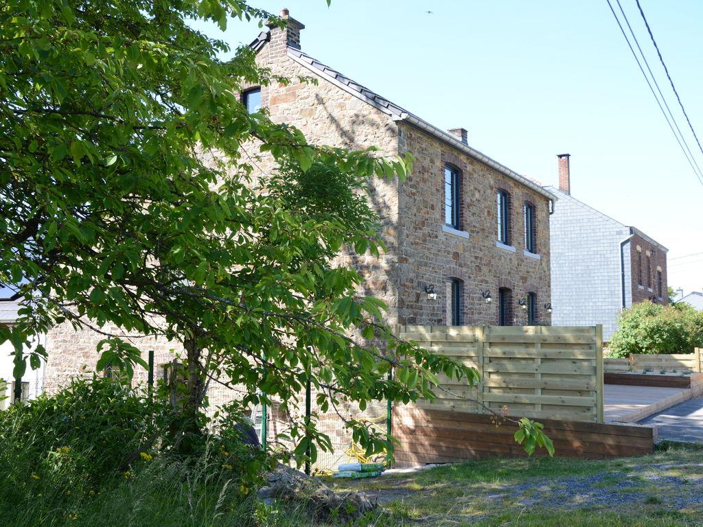 Ferienhaus Verträumtes Ferienhaus in Fays mit Sauna (1016869), Manhay, Luxemburg (BE), Wallonien, Belgien, Bild 8