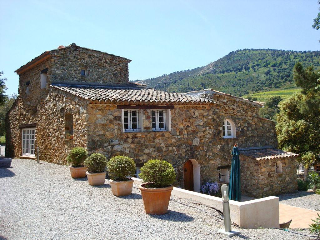 Ferienhaus Denkmalgeschütztes Ferienhaus in Le Plan-de-la-Tour mit Pool (968764), Sainte Maxime, Côte d'Azur, Provence - Alpen - Côte d'Azur, Frankreich, Bild 5