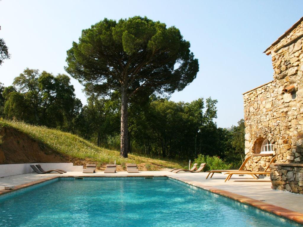 Ferienhaus Denkmalgeschütztes Ferienhaus in Le Plan-de-la-Tour mit Pool (968764), Sainte Maxime, Côte d'Azur, Provence - Alpen - Côte d'Azur, Frankreich, Bild 11