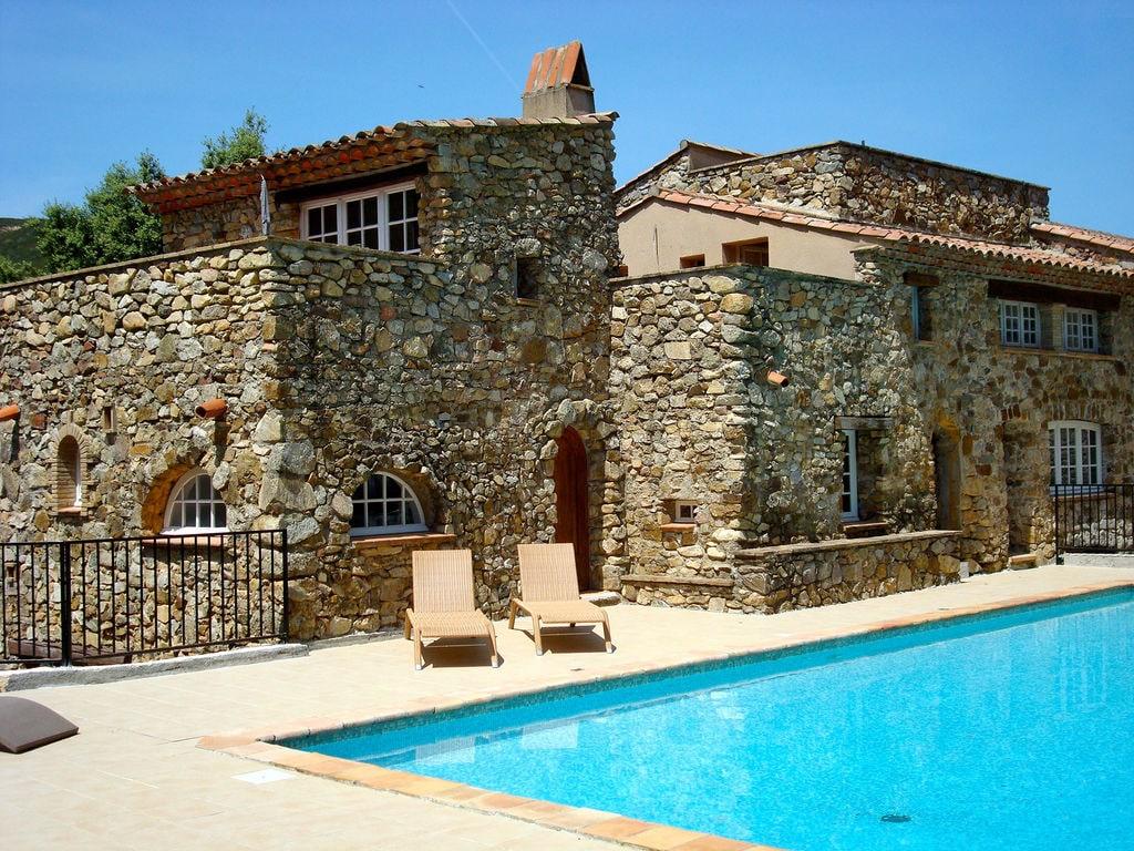 Ferienhaus Denkmalgeschütztes Ferienhaus in Le Plan-de-la-Tour mit Pool (968764), Sainte Maxime, Côte d'Azur, Provence - Alpen - Côte d'Azur, Frankreich, Bild 4