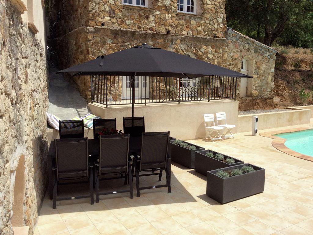 Ferienhaus Denkmalgeschütztes Ferienhaus in Le Plan-de-la-Tour mit Pool (968764), Sainte Maxime, Côte d'Azur, Provence - Alpen - Côte d'Azur, Frankreich, Bild 6