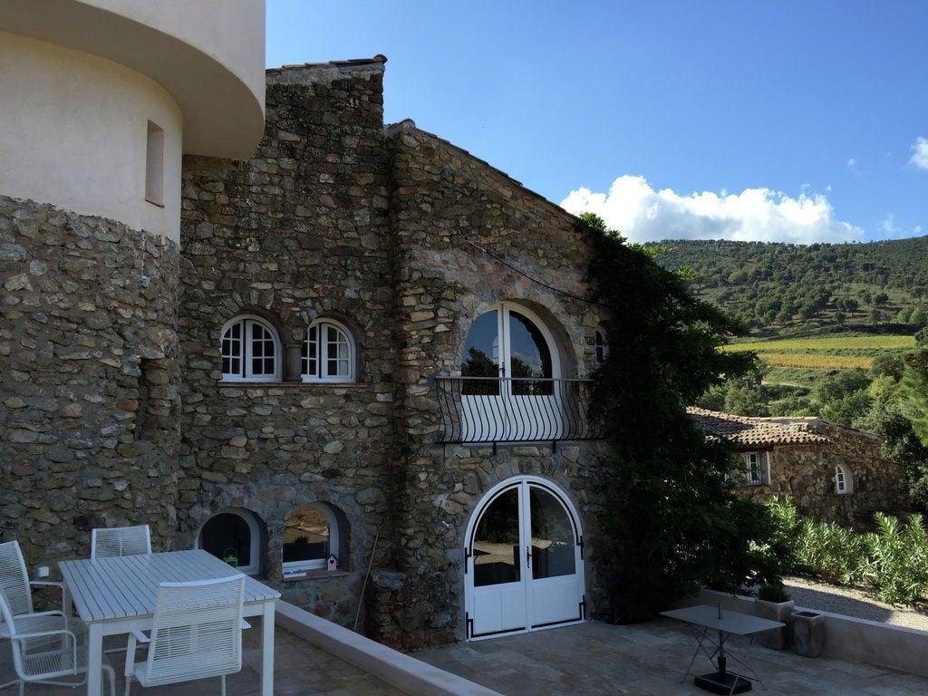 Ferienhaus Denkmalgeschütztes Ferienhaus in Le Plan-de-la-Tour mit Pool (968764), Sainte Maxime, Côte d'Azur, Provence - Alpen - Côte d'Azur, Frankreich, Bild 9
