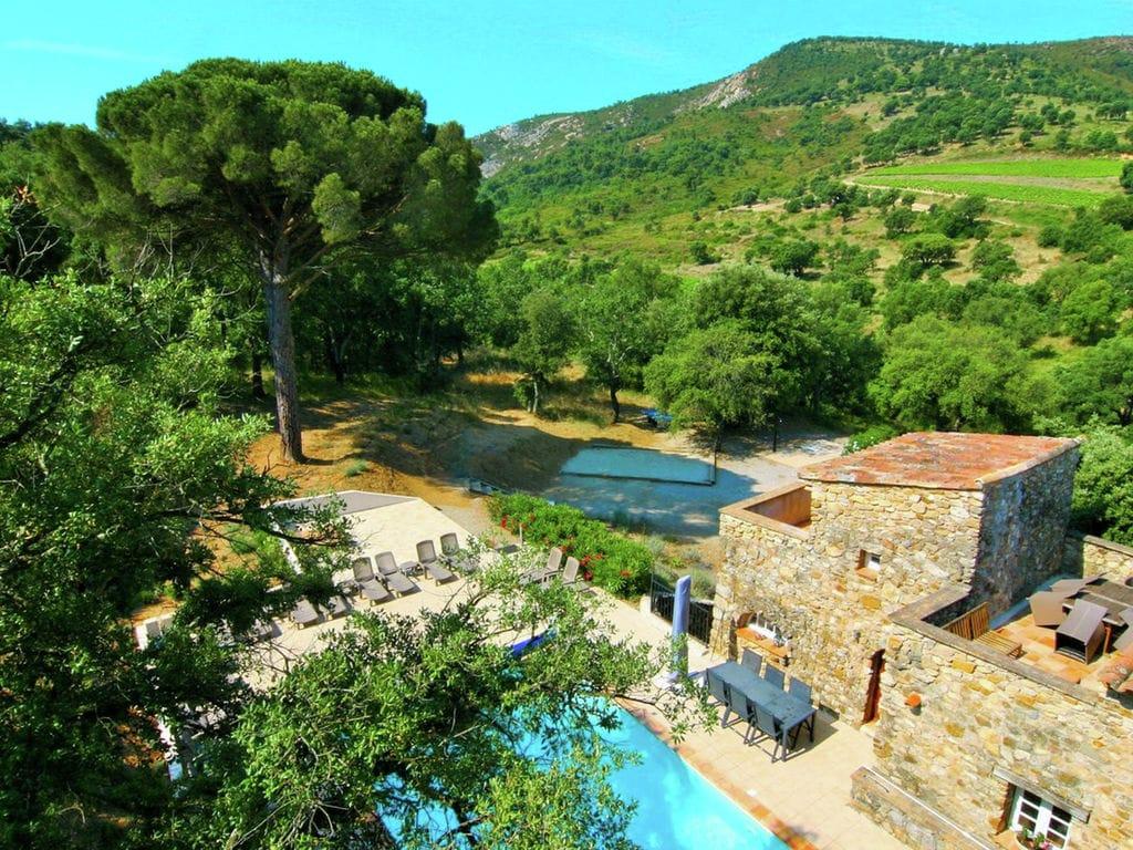 Ferienhaus Denkmalgeschütztes Ferienhaus in Le Plan-de-la-Tour mit Pool (968764), Sainte Maxime, Côte d'Azur, Provence - Alpen - Côte d'Azur, Frankreich, Bild 20