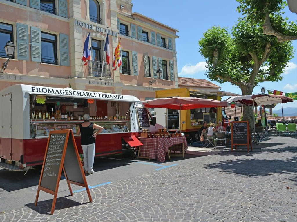 Ferienhaus Denkmalgeschütztes Ferienhaus in Le Plan-de-la-Tour mit Pool (968764), Sainte Maxime, Côte d'Azur, Provence - Alpen - Côte d'Azur, Frankreich, Bild 35