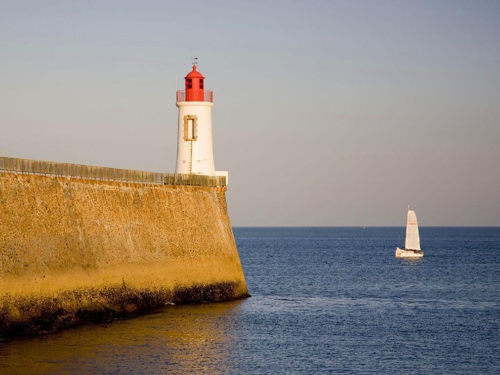 Ferienhaus Luxuriöse, attraktiv eingerichtete Villa, 800 m zum Meer (1029728), Château d'olonne, Atlantikküste Vendée, Pays de la Loire, Frankreich, Bild 20