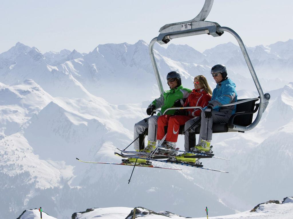Appartement de vacances Kapfing (979091), Uderns, Zillertal, Tyrol, Autriche, image 22