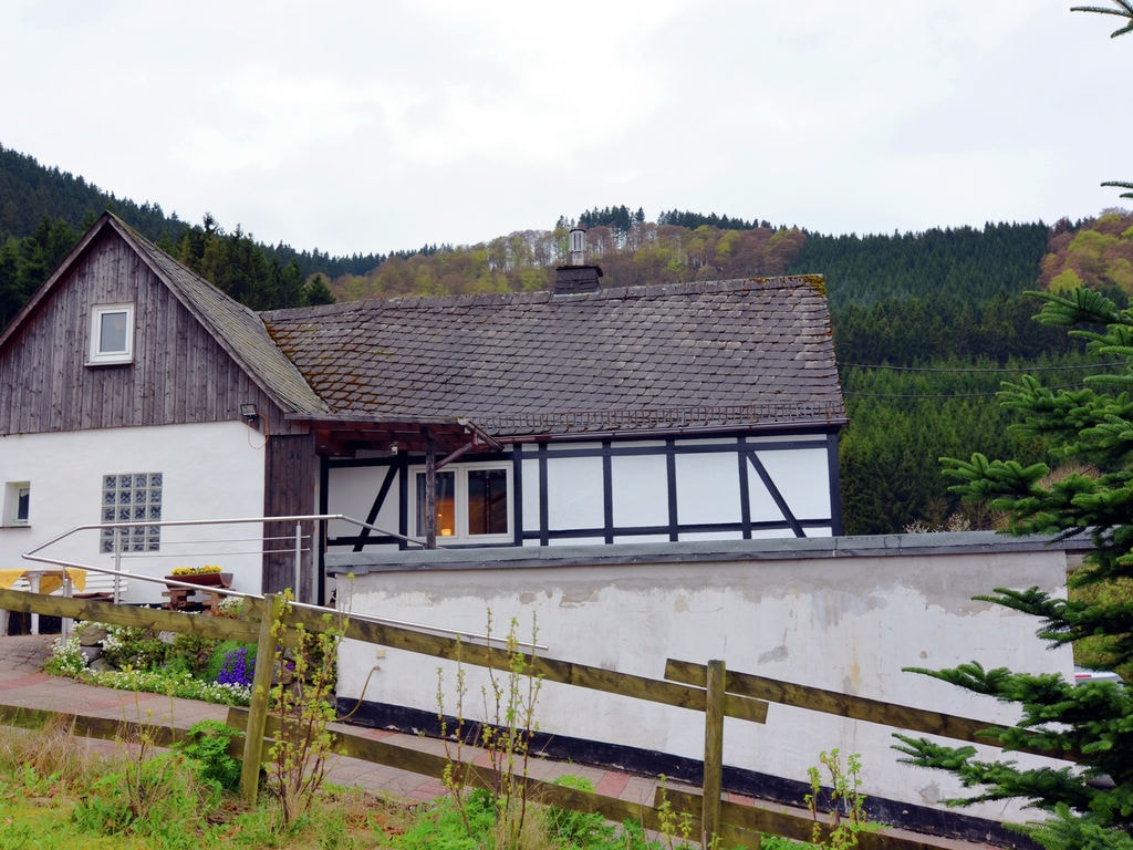 Panoramablick Ferienhaus  Bestwig