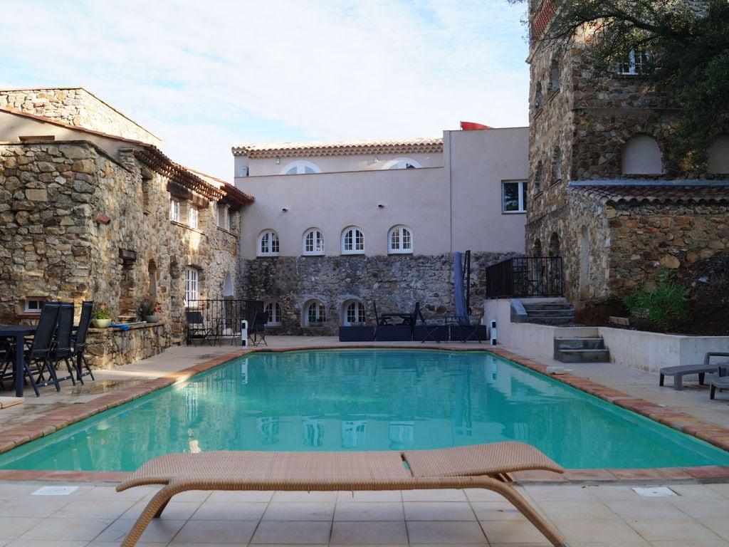 Ferienhaus Schönes Haus mit Geschirrspüler nahe dem beliebten St Maxime (981960), Sainte Maxime, Côte d'Azur, Provence - Alpen - Côte d'Azur, Frankreich, Bild 15